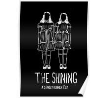 Stanley Kubrick's The Shining Twins! Poster