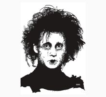 Edward Scissorhands by burrotees