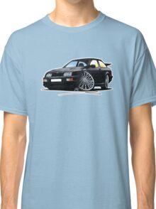 Ford Sierra Cosworth Black Classic T-Shirt
