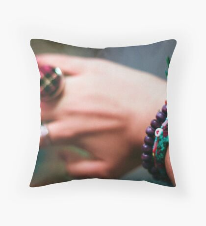 arm (: Throw Pillow