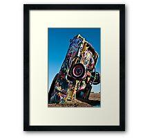 Cadillac Ranch - Print Framed Print
