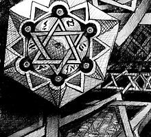metatronic shekinahs and many more mystical sounding words by Matthew Scotland