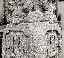 Skulls, Matera, Basilicata, Italy by Andrew Jones