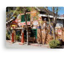 Baja Cantina, Carmel Valley, CA Canvas Print