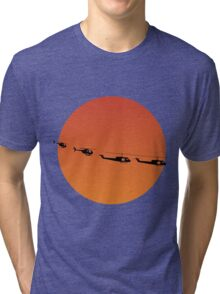 Apocalypse Now by burro Tri-blend T-Shirt