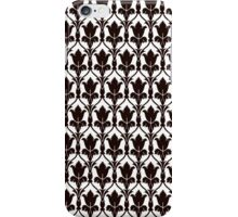 Sherlock Wallpaper iPhone Case/Skin
