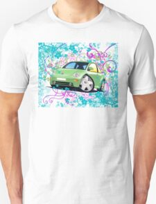 New Beetle Flowers T-Shirt