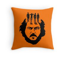 Stanley Kubrick and his droogs! Throw Pillow