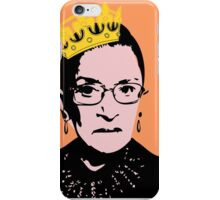 The Notorious RBG iPhone Case/Skin
