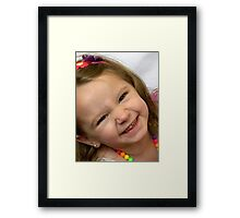 Cheese !!  Framed Print