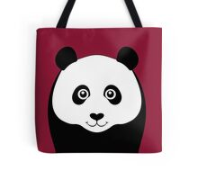 PANDA PORTRAIT Tote Bag