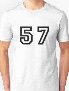 Fifty Seven Unisex T-Shirt