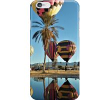 Balloon Reflections iPhone Case/Skin