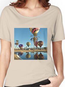Balloon Reflections Women's Relaxed Fit T-Shirt