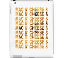 MAC N' CHEESE & MAC N' CHEESE & iPad Case/Skin