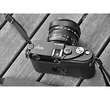 Leica Photographic Print