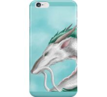 Spirited Away - Haku iPhone Case/Skin