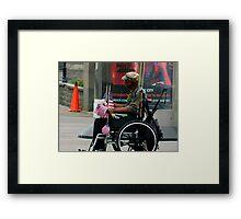 PATRIOT     ^ Framed Print