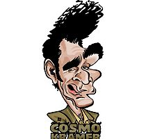 Cosmo Kramer by Tomajestic