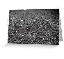 Cement  Greeting Card