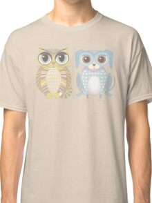 Cat and Lanky Dog Classic T-Shirt