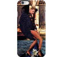 Venice Angel Fine Art Print iPhone Case/Skin
