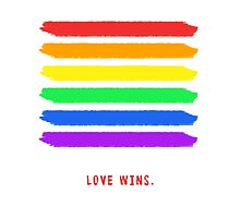 Love wins by ShaMiLaB