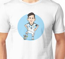 Best football player of the world: MESSI! Unisex T-Shirt