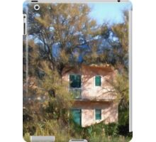 Nestled in the olive groves iPad Case/Skin