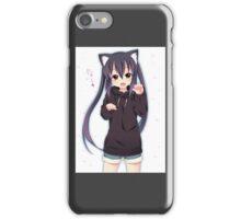 Neko Neko Phone :3 iPhone Case/Skin