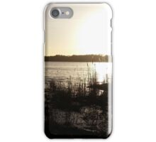 British Sunset iPhone Case/Skin