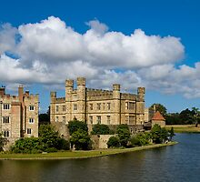 Leeds Castle by Mark Robson