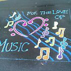 """For The Love Of Music"" by cjrdeane"