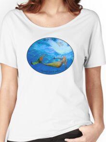 Mermaid Art  M 07 Women's Relaxed Fit T-Shirt