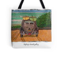 Vw art Tote Bag
