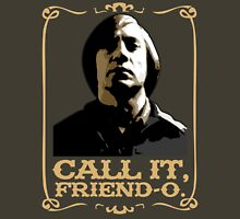 "Anton Chigurh - ""Call it, Friend-o."" T-Shirt"