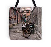 Between these walls - Shanghai, China Tote Bag