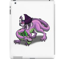 Twilight and Spike (no background) iPad Case/Skin