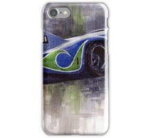 Porsche 917 Psychodelic  iPhone Case/Skin