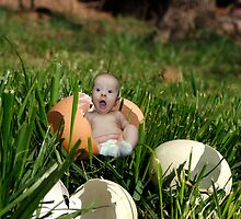 Happy Easter from Adelyn by Dennis Jones - CameraView