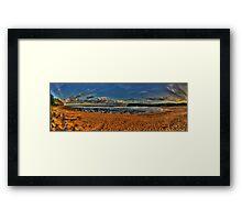 65 Shots at Avalon Beach, Sydney - The HDR Experience Framed Print