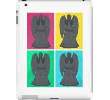 Weeping Angels Pop Art iPad Case/Skin
