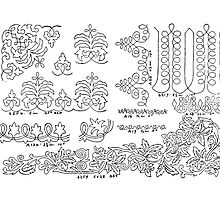 New Sample Book of Our Artistic Perforated Parchment Stamping Patterns Kate Greenaway, John Frederick Ingalls 1886 0242 by wetdryvac