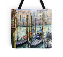Italy Venice Lamp Tote Bag