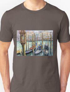 Italy Venice Lamp T-Shirt