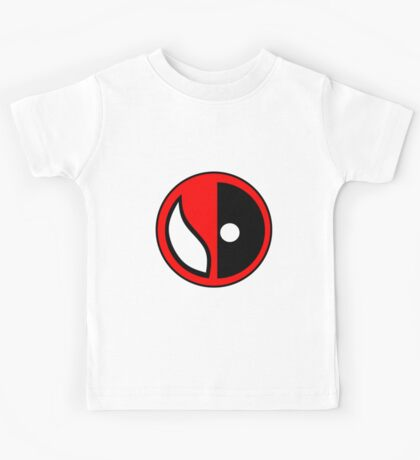 Spideypool Kids Tee