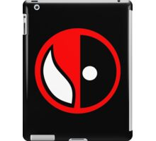 Spideypool iPad Case/Skin