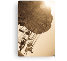 Sometimes You Just Need to Change Your Perspective Canvas Print