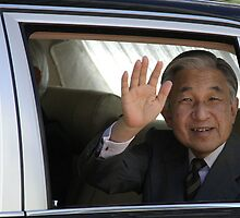 The Emperor of Japan by Adam Webster