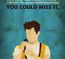 Ferris Bueller's Day Off by LoveMovies